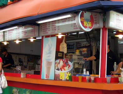 Fast Food Using Kiosks