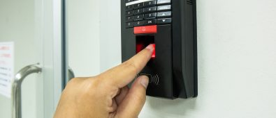 fingerprint reader Singapore