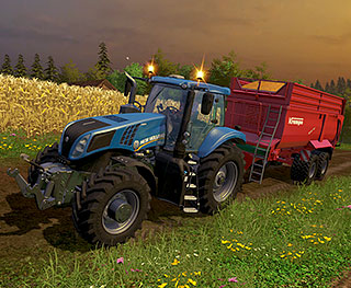 Landwirtschafts Simulator 17 kostenlos