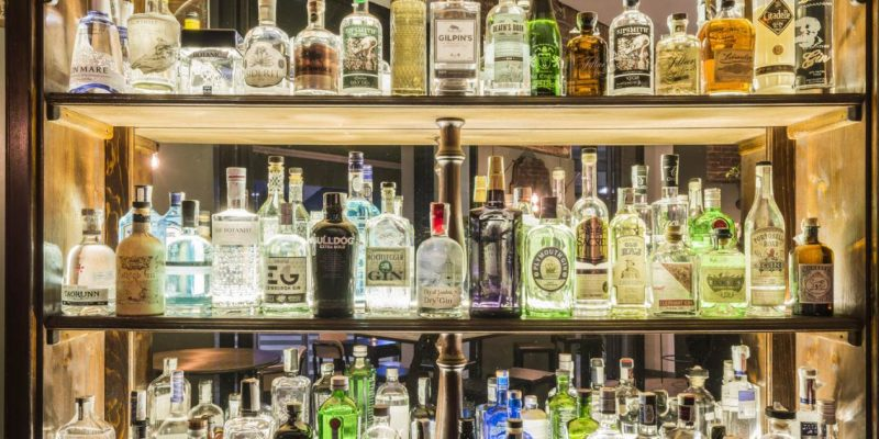 gin bar causeway bay