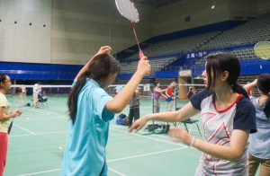 badminton training singapore