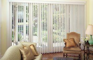 vertical blinds
