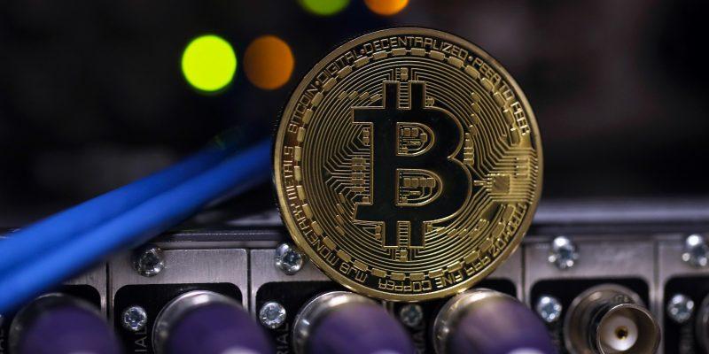 money with bitcoin